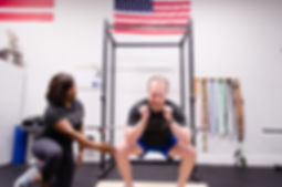 DC Personal Training, Health Coaching, Barbell Club
