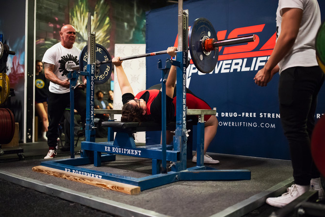 A Journey Into Powerlifting