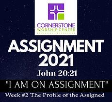 I am on Assignment  Week #2.jpg