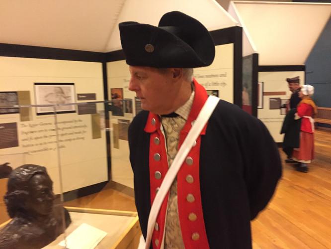 Valley Forge Exhibit
