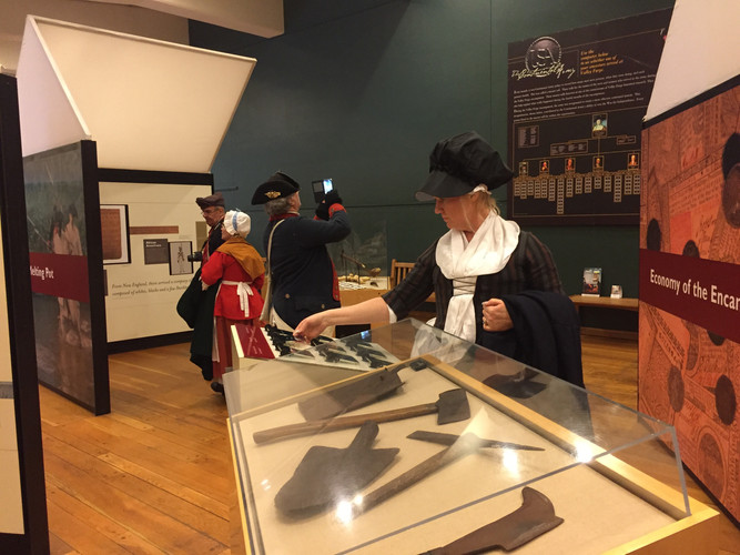 Valley Forge Exhibit