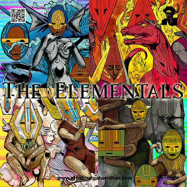 Mysticx & Magick: The Elementals - The Tribes