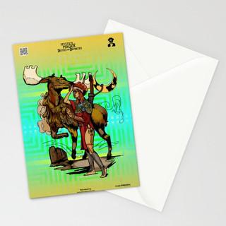 """Reindjaeling"" Signature Series Original Art Cards"