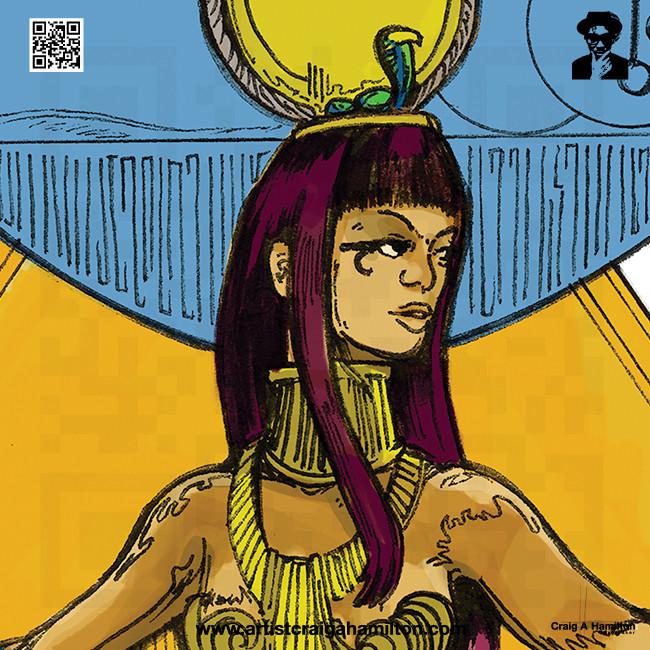 Ancient Egypt -Hathor