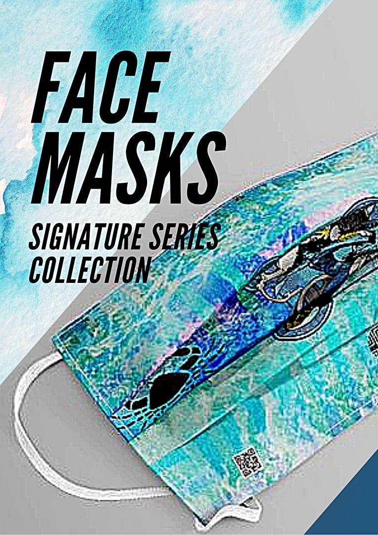 Introducing Fashionable Face Masks!