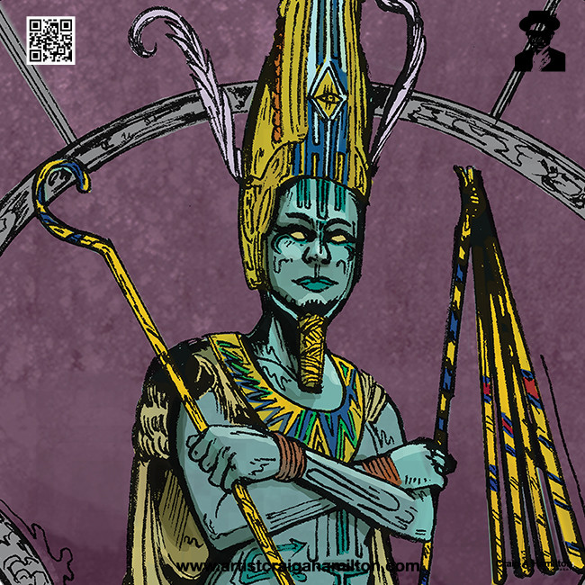 Ancient Egypt - Osiris