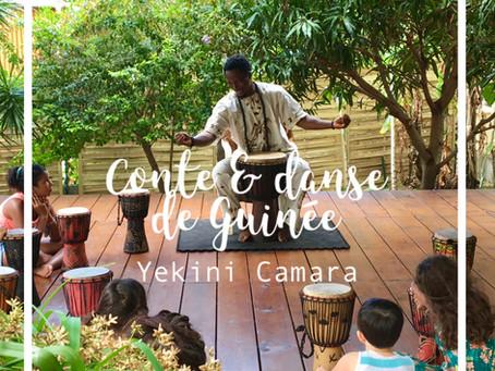 Conte & Danse de Guinée