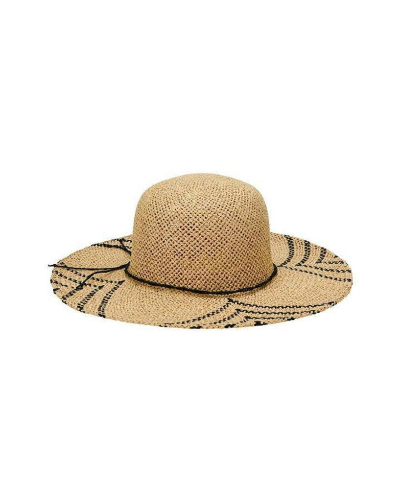 Straw Round Sun Hat