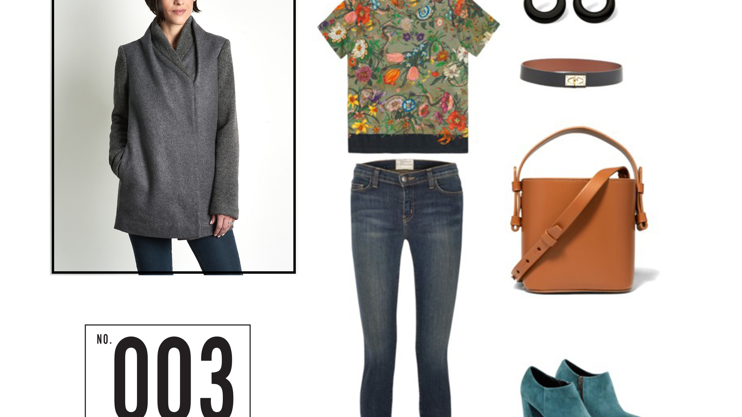 Wear it over your favorite dazzle tee, skinny jeans and booties