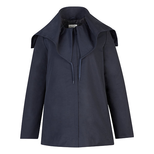#016 - The Lasalle Water-Resistant Parka (Navy)