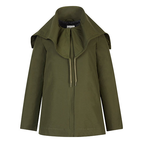#016 - The Lasalle Water-Resistant Parka (Olive)
