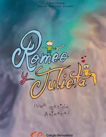 Romeo y Julieta: Un cómic con corazón