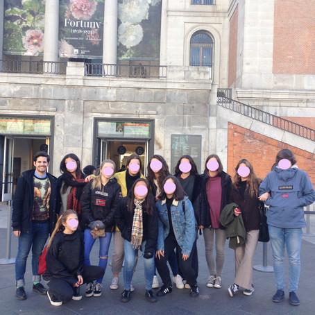 Gymkhana Literaria en el Museo Del Prado