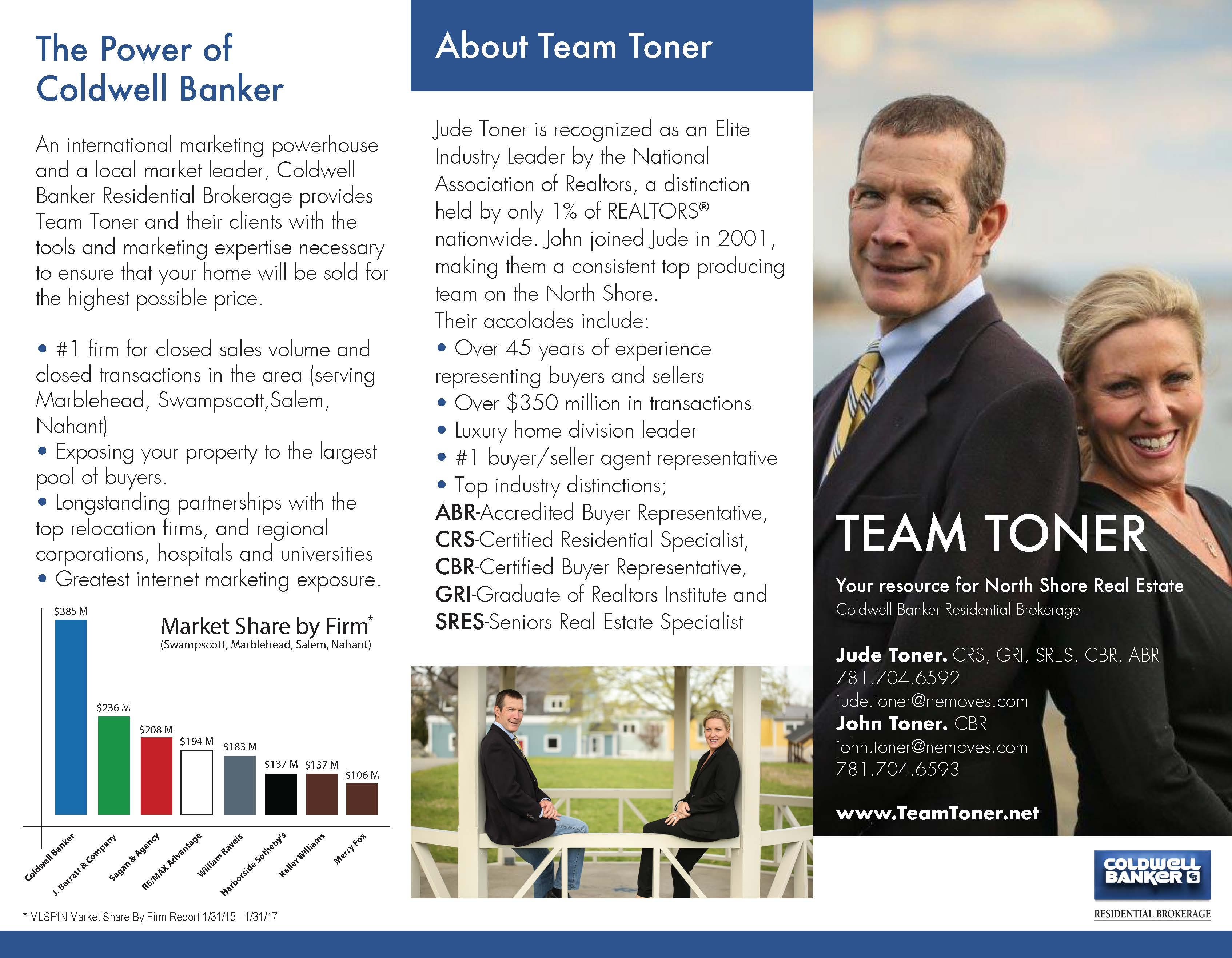 Toner Brochure