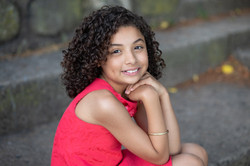 Child Model Girl