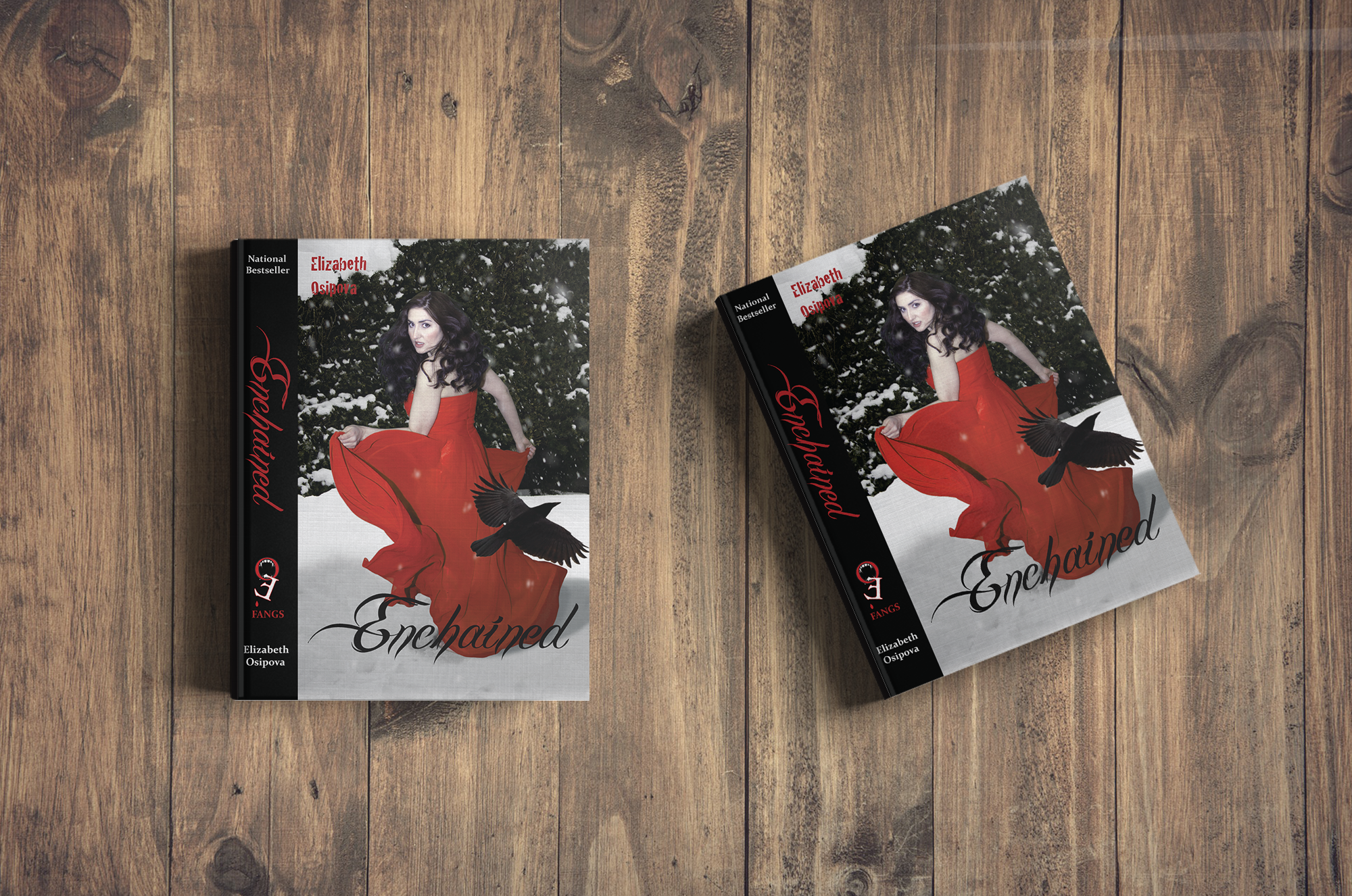 RED DRESS BOOK