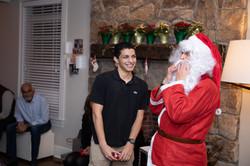Santa Gifting