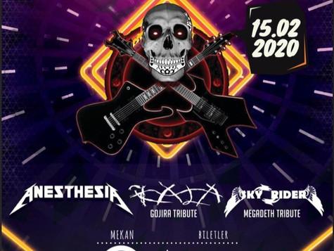 15.02.2020 Black&Roll Ankara