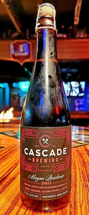 Cascade 2017 Mayan Bourbonic 16.9oz