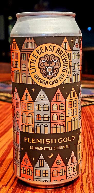Little Beast Flemish Belgian Golden 16oz
