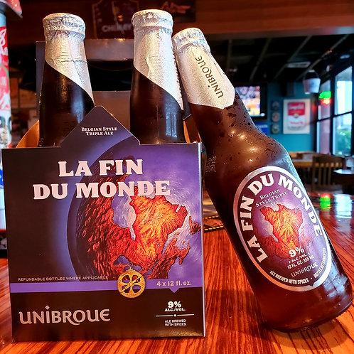 UnibroueLa Fin du Monde 12/4pk