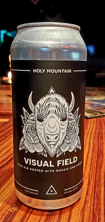 Holy Mountain Visual Field Pale 16oz
