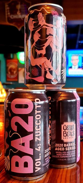 Oskar Blues BA20 Vol 4: Zuccotto 12oz
