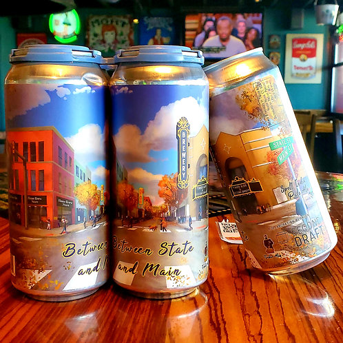 Timber Ales Between State & Main 16/4pk