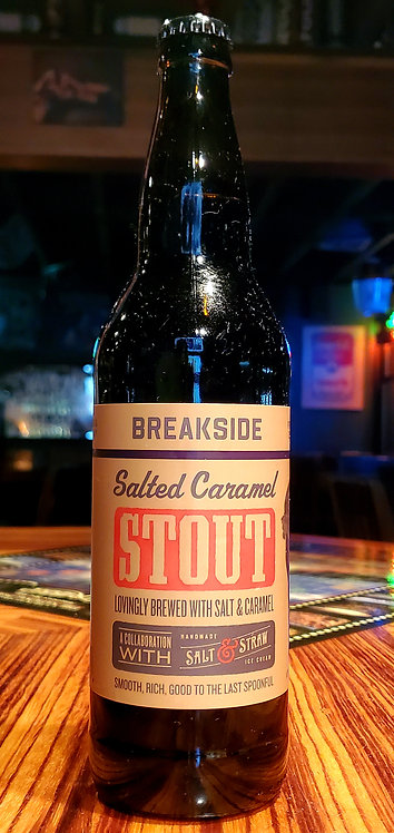 Breakside	Salted Caramel Stout	22