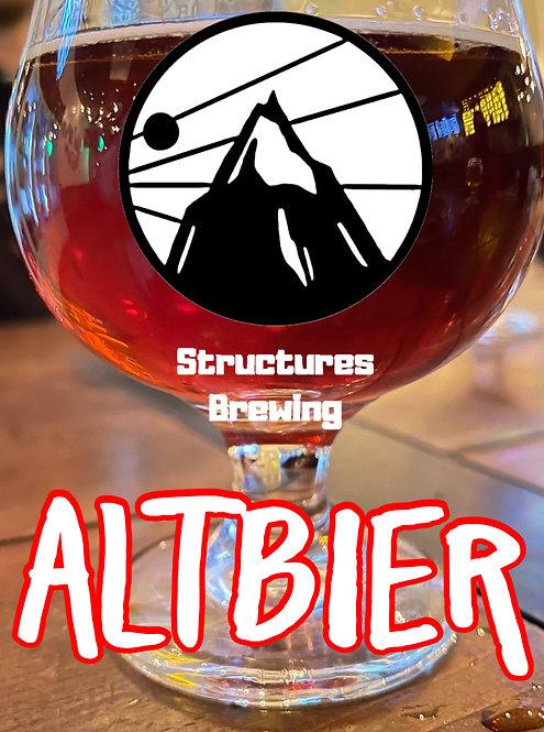 Structures Altbier 32oz