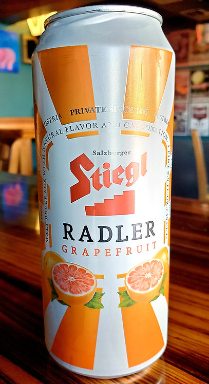 Stiegl Grapefruit Radler 16.9oz