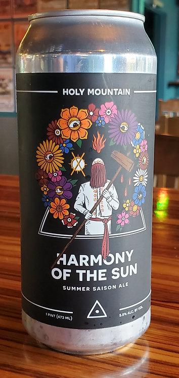 Holy Mountain Harmony of the Sun 16oz