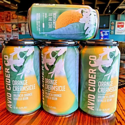 Avid  Orange Creamsicle Cider 12oz/6pk
