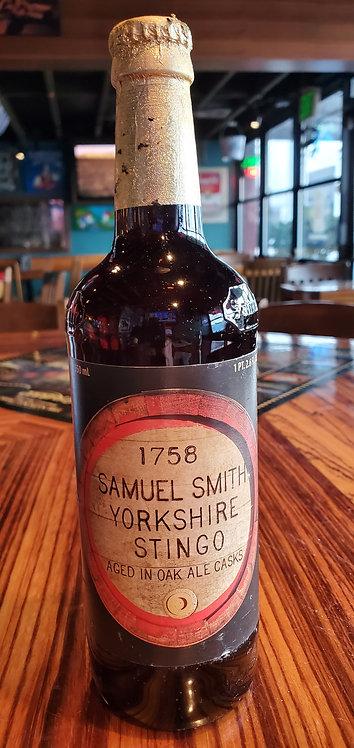 Samuel SmithYorkshire Stingo Old Ale (Oaked)18.7