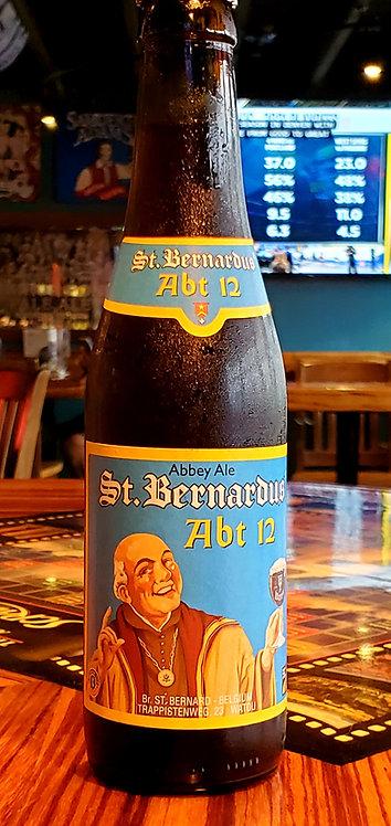 St. Bernardus Abt 12 Quad 11.2oz