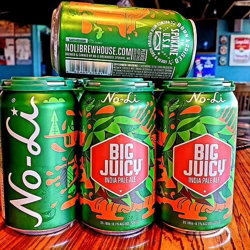 No-Li Big Juicy IPA 12oz/6pk