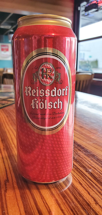 Reissdorf	Kolsch	Germany	16.9