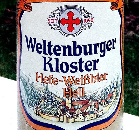 Weltenburger Hefe-Weissbier 64oz