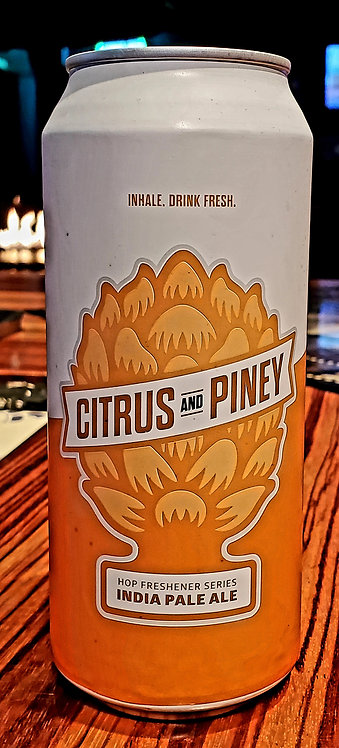 Hop Concept Citrus & Piney 16oz