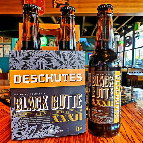 Deschutes Black Butte XXXII (32) 12/4pk