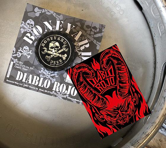 Boneyard Diablo Rojo 32oz