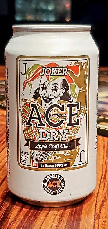 Ace Joker Dry Cider 12oz