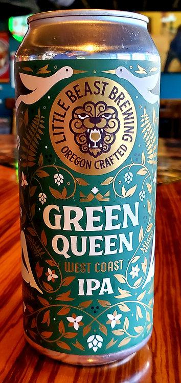 Little Beast Green Queen WC IPA 16oz