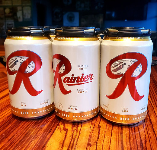 Rainier 12/6pk