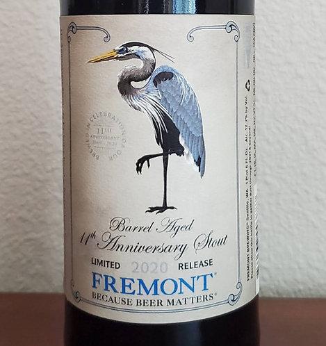 Fremont Anniversary Stout 2020 64oz