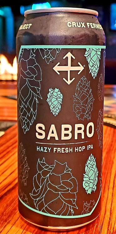 Crux SABRO Fresh Hop 16oz