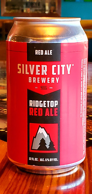Silver City 	Ridgetop Red 12oz