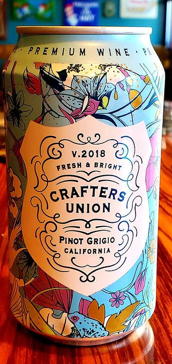Crafters Union Pinot Grigio 12oz