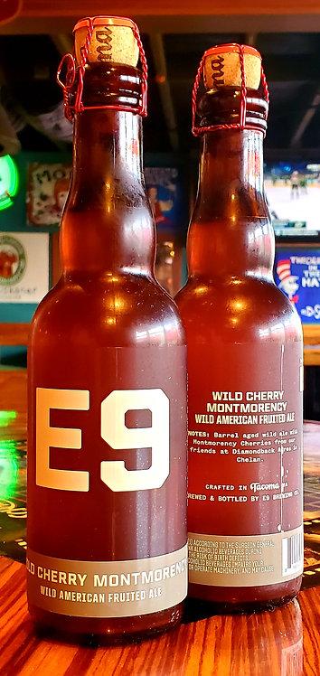 E9 Wild Cherry Montmorency 12.7oz