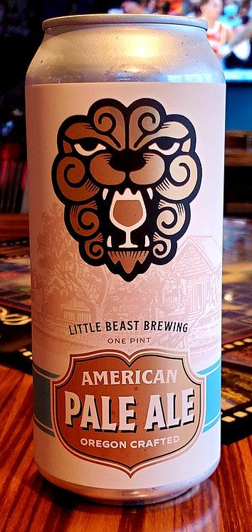 Little Beast American Pale Ale 16oz